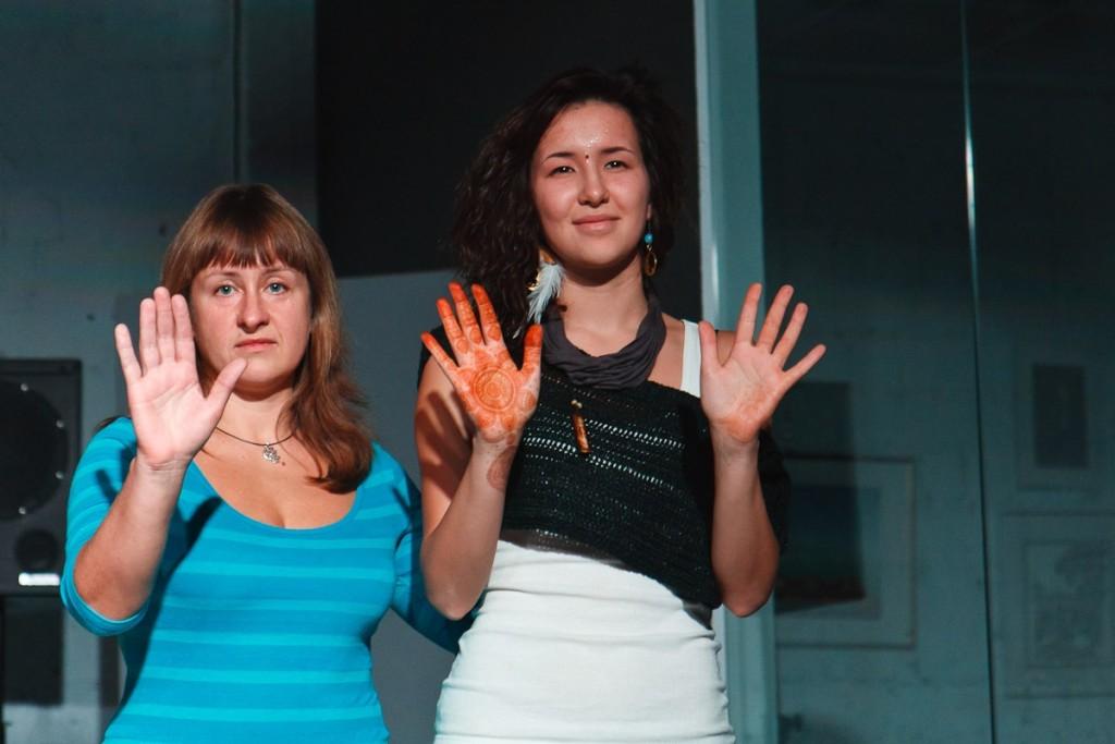 Guzel Zamalieva & Marina Berezkina-Orlova